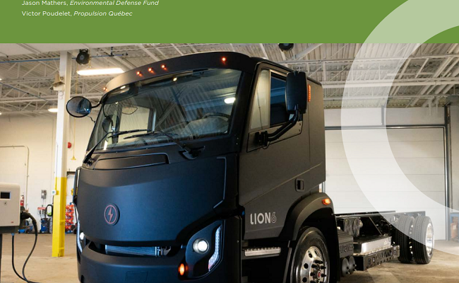 Race to zero: How manufacturers are positioned for zero-emission commercial trucks and buses in North America