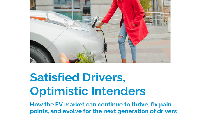 Satisfied Drivers, Optimistic Intenders