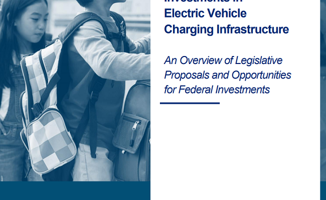 Towards Equitable and Transformative Investments in Electric Vehicle Charging Infrastructure