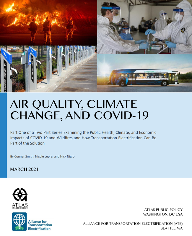 Air Quality, Climate Change, and COVID-19