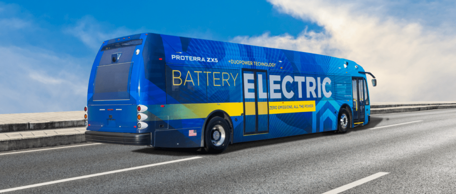 Federal Transit Authority Awards $182 M for Low and No Emission Transit Buses