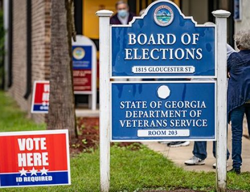 Q&A with David Levine: How Will Georgia's New Election Law Impact the State's Election Integrity?