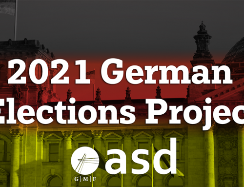 ASD Launches the 2021 German Elections Dashboard