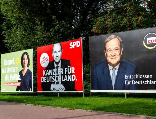 The German Elections Dashboard in September 2021: Foreign Election Coverage and RT Deutsch's YouTube Ban